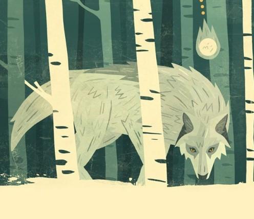 Đằng sau chú sói Zabivaka là cả một bầu trời thần thoại mà ai trót yêu nước Nga đều biết đến - Ảnh 3.