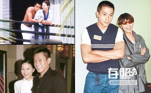 """Những """"cặp đôi vàng"""" của TVB: Không thành đôi ngoài đời thực vẫn thừa sức đi vào huyền thoại trong lòng """"mọt"""" phim  - Ảnh 11."""