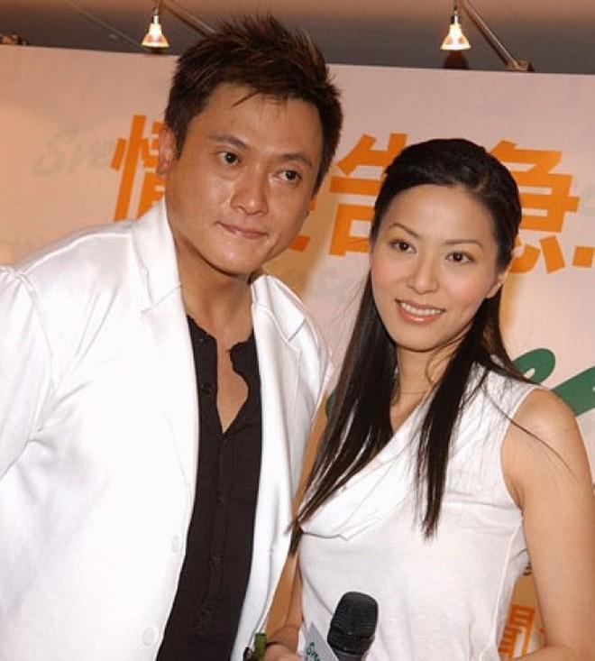 """Những """"cặp đôi vàng"""" của TVB: Không thành đôi ngoài đời thực vẫn thừa sức đi vào huyền thoại trong lòng """"mọt"""" phim  - Ảnh 12."""