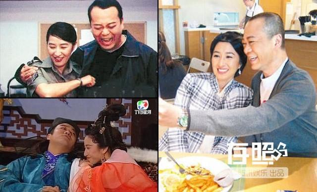 """Những """"cặp đôi vàng"""" của TVB: Không thành đôi ngoài đời thực vẫn thừa sức đi vào huyền thoại trong lòng """"mọt"""" phim  - Ảnh 4."""