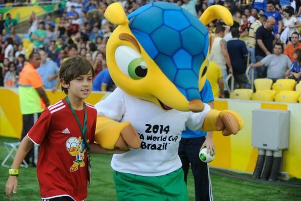 Đây là 5 linh vật ý nghĩa nhất trong lịch sử các vòng chung kết World Cup - Ảnh 4.