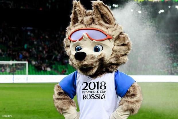 Đây là 5 linh vật ý nghĩa nhất trong lịch sử các vòng chung kết World Cup - Ảnh 5.