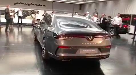 Rò rỉ hai mẫu xe của Vinfast cho Paris Motors Show: Quá nhanh, quá đẹp! - Ảnh 4.