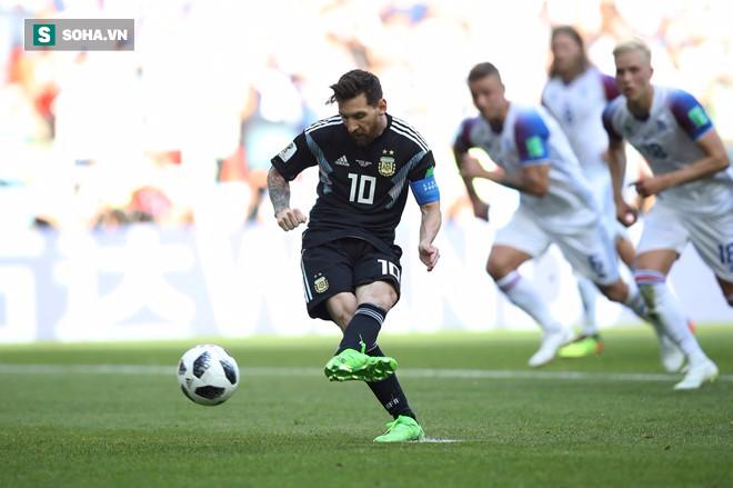 Khoa học lý giải bất ngờ về hiện tượng có thể Messi càng cố tránh càng mắc phải - Ảnh 1.