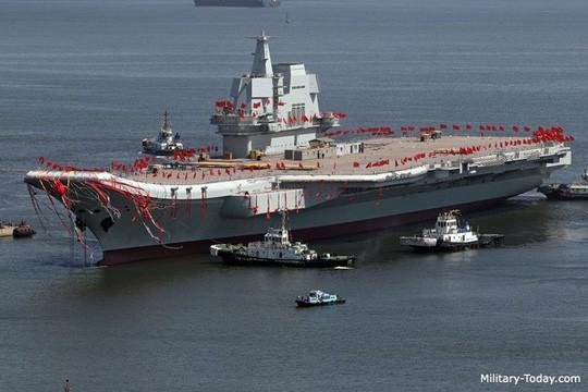 Trung Quốc bắt tổng giám đốc công ty đóng tàu sân bay - Ảnh 1.