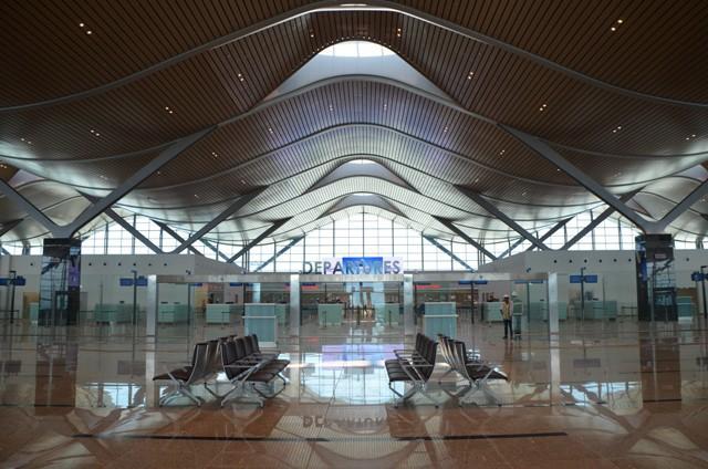 Cận cảnh Nhà ga quốc tế Cam Ranh thông minh và hiện đại nhất Việt Nam trị giá gần 4.000 tỷ đồng - Ảnh 5.
