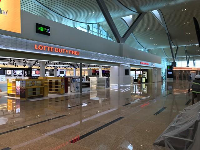 Cận cảnh Nhà ga quốc tế Cam Ranh thông minh và hiện đại nhất Việt Nam trị giá gần 4.000 tỷ đồng - Ảnh 7.
