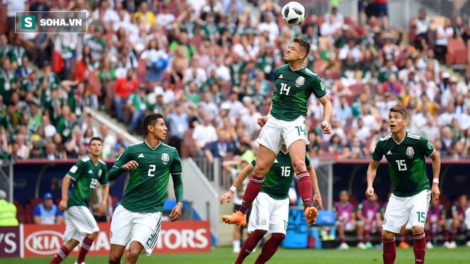World Cup 2018: MC Thảo Vân khó chịu với bình luận viên trận Đức - Mexico - Ảnh 1.