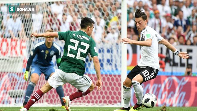 Trung vệ Đức chỉ ra điểm yếu cốt tử khiến đội nhà thua trận trước Mexico - Ảnh 1.