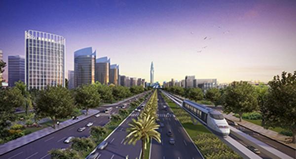 Cận cảnh về siêu đô thị thông minh hơn 4 tỷ USD Nhật Tân – Nội Bài trong tương lai  - Ảnh 12.