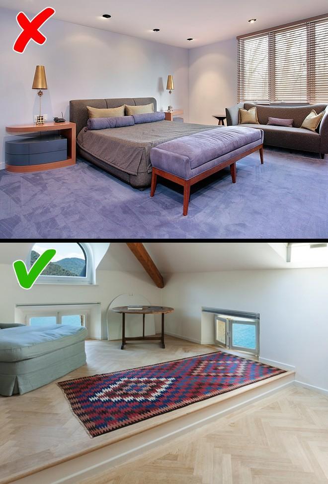 13 lỗi thường gặp trong bố trí nội thất khiến không gian lộn xộn và thiếu ấm cúng  - Ảnh 13.