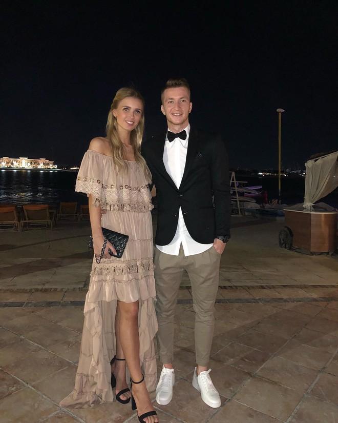 Trai đẹp tuyển Đức Marco Reus yêu con gái tội phạm khét tiếng: Khi gia thế cũng thua chân tình - Ảnh 16.