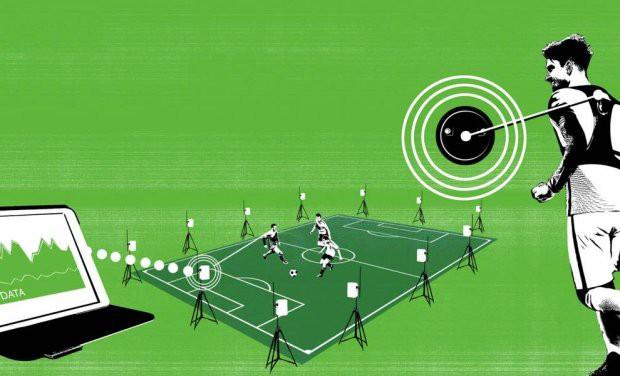 Công nghệ đặc biệt theo dõi từng đường chạy của các cầu thủ tại World Cup 2018 - Ảnh 3.