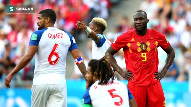 Lukaku lập cú đúp trong 7 phút, Bỉ đè bẹp tân binh World Cup - Ảnh 1.