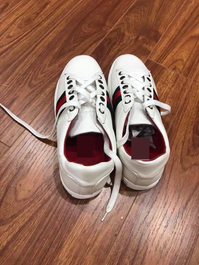 Đặt giày nữ lấp lánh qua mạng, cô gái khóc thét khi nhận được đôi giày nam, còn bị shop lơ đẹp khi phản hồi về sản phẩm - Ảnh 3.