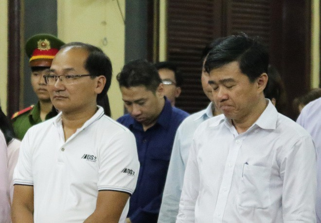 Dàn lãnh đạo Navibank kêu oan, Huỳnh Thị  Huyền Như lại ra tòa - Ảnh 2.