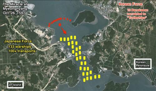 Trận hải chiến kinh điển giữa Triều Tiên và Nhật Bản: 13 tàu đấu lại địch đông gấp 10 lần - Ảnh 6.