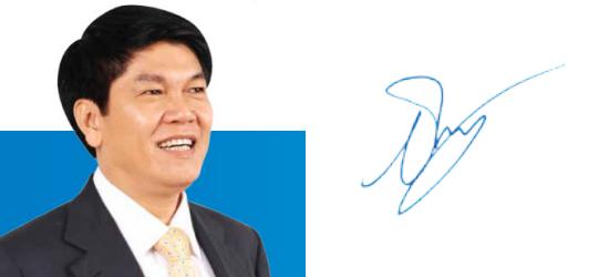 Xem chữ ký đáng giá nghìn tỷ của những doanh nhân quyền lực trên thương trường Việt - Ảnh 4.