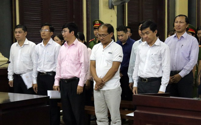 Dàn lãnh đạo Navibank kêu oan, Huỳnh Thị  Huyền Như lại ra tòa - Ảnh 1.