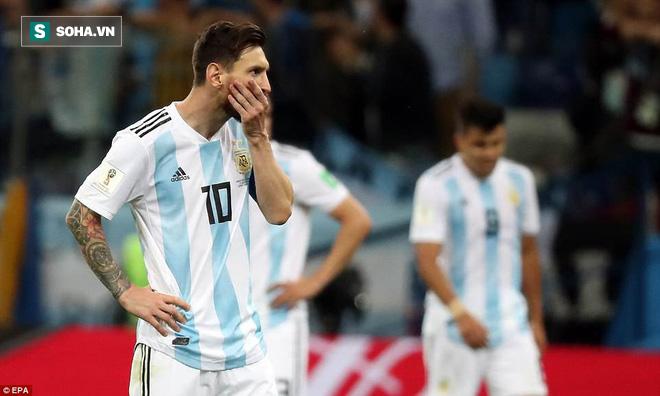 Nghỉ hưu ngay đi, trước khi mất mặt hơn nữa, Messi! - Ảnh 1.