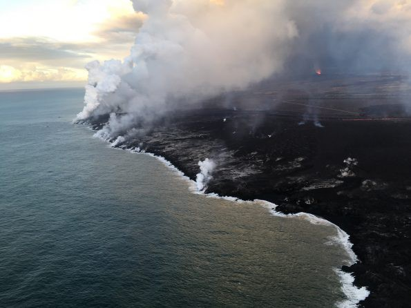 Sau khi hút gần sạch nước hồ, núi lửa ở Hawaii có nguy cơ gây tai họa mới - Ảnh 7.