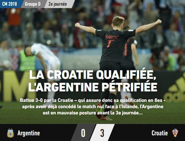 Xấu hổ, thảm họa, đau khổ, báo Argentina câm lặng vì Messi và đồng đội - Ảnh 5.
