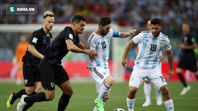 World Cup 2018: Chỉ sau 2 trận đấu, Messi có xứng đáng bị coi là kẻ bỏ đi? - Ảnh 1.