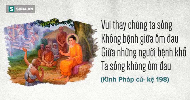 Dù Phật Tổ để lại nhiều giáo lý, nhưng chỉ cần nhớ 3 điều là có được hạnh phúc cả đời - Ảnh 2.