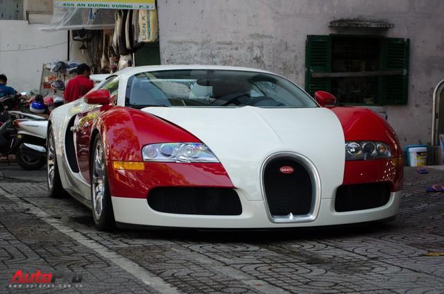 Những siêu xe độc nhất của giới đại gia Việt Nam  - Ảnh 11.