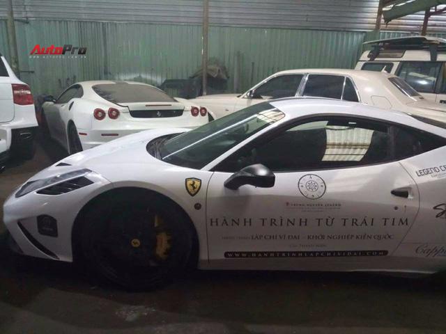 Những siêu xe độc nhất của giới đại gia Việt Nam  - Ảnh 3.