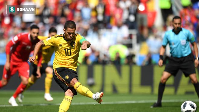 Lukaku 2 lần phá lưới Tunisia, ĐT Bỉ vẫn không giấu được điểm yếu chết người - Ảnh 1.