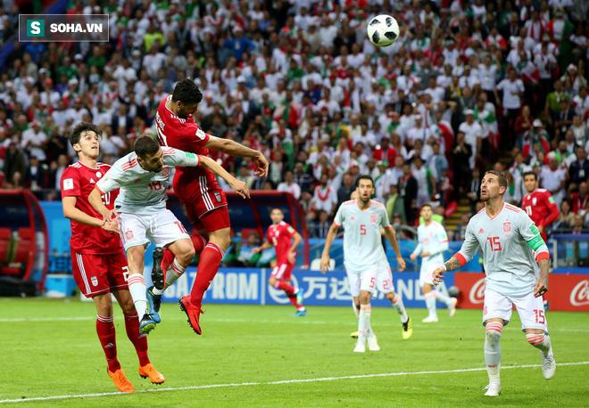 World Cup 2018: Máy bay tiêm kích ẩn mình đe dọa phá tan mộng lớn của Ronaldo - Ảnh 1.