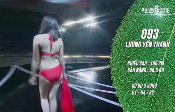 NÓNG: Phát hiện lỗi sai khó tin về 5 người đẹp thi bikini Chung khảo phía Nam Hoa hậu Việt Nam - Ảnh 17.