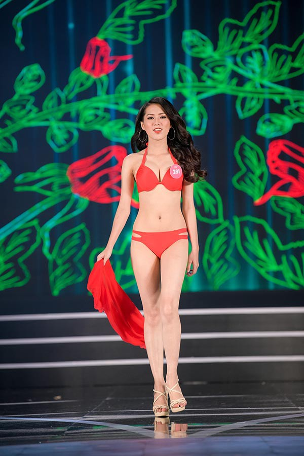 NÓNG: Phát hiện lỗi sai khó tin về 5 người đẹp thi bikini Chung khảo phía Nam Hoa hậu Việt Nam - Ảnh 19.
