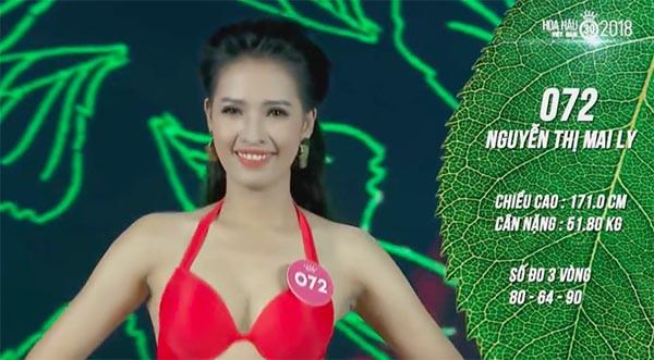NÓNG: Phát hiện lỗi sai khó tin về 5 người đẹp thi bikini Chung khảo phía Nam Hoa hậu Việt Nam - Ảnh 21.