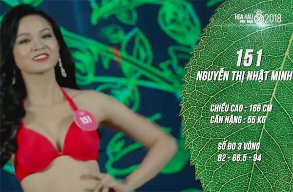 NÓNG: Phát hiện lỗi sai khó tin về 5 người đẹp thi bikini Chung khảo phía Nam Hoa hậu Việt Nam - Ảnh 9.