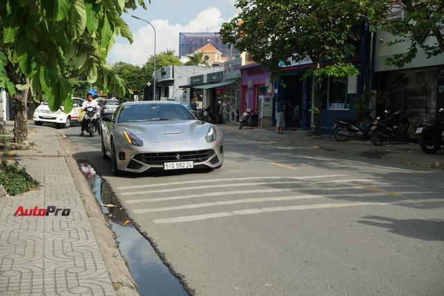 """Dàn siêu xe hàng độc của ông chủ Trung Nguyên """"nhá hàng"""" trên phố Sài Gòn trước roadshow - Ảnh 5."""