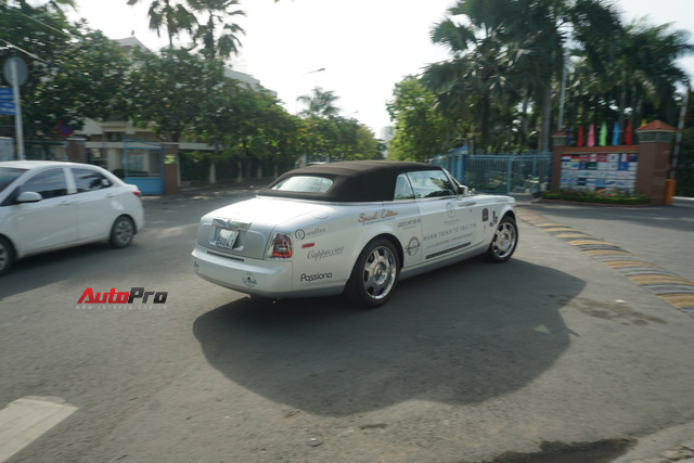 """Dàn siêu xe hàng độc của ông chủ Trung Nguyên """"nhá hàng"""" trên phố Sài Gòn trước roadshow - Ảnh 8."""