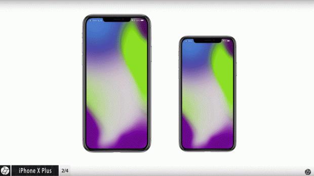 Loạt hình ảnh đẹp nhức mắt của iPhone 2018 có thể khiến người hâm mộ Apple đứng ngồi không yên - Ảnh 1.