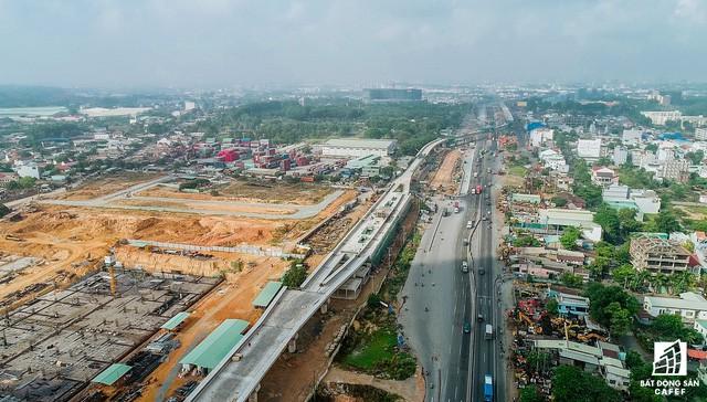 Những hình ảnh mới nhất về Dự án Bến xe miền Đông mới 4.000 tỷ đồng làm mãi không xong - Ảnh 1.
