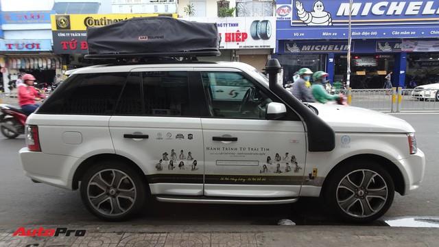 Chi tiết hành trình gần 1 tháng xuyên Việt có dàn xe độ độc đáo của ông chủ Trung Nguyên Legend - Ảnh 2.
