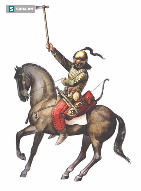Bí ẩn AK-47 thời cổ đại: Thứ vũ khí tẩm độc đầy ám ảnh của chiến binh Scythia - Ảnh 3.