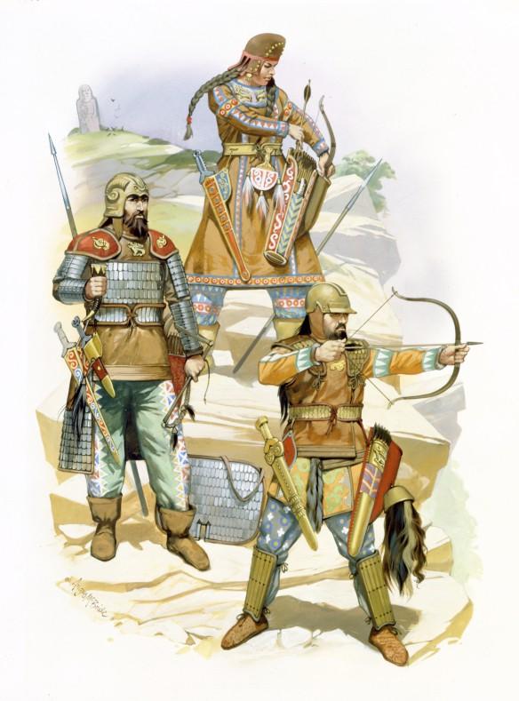 Bí ẩn AK-47 thời cổ đại: Thứ vũ khí tẩm độc đầy ám ảnh của chiến binh Scythia - Ảnh 4.