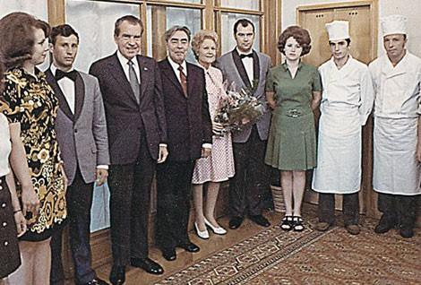 Bếp ăn đặc biệt trong điện Kremli - Ảnh 3.