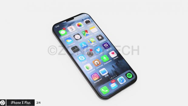 Loạt hình ảnh đẹp nhức mắt của iPhone 2018 có thể khiến người hâm mộ Apple đứng ngồi không yên - Ảnh 22.