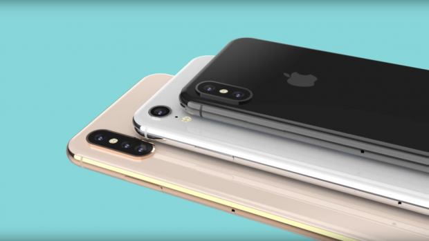 Loạt hình ảnh đẹp nhức mắt của iPhone 2018 có thể khiến người hâm mộ Apple đứng ngồi không yên - Ảnh 4.