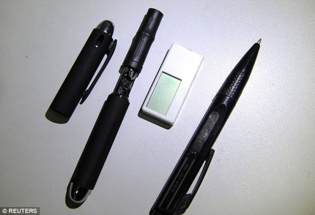Những thiết bị gian lận thi cử tinh vi như của điệp viên tại Trung Quốc - Ảnh 8.