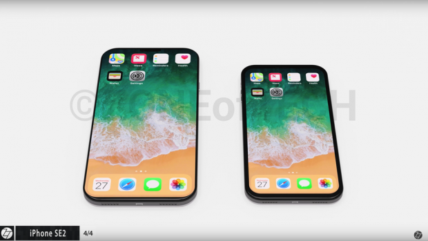 Loạt hình ảnh đẹp nhức mắt của iPhone 2018 có thể khiến người hâm mộ Apple đứng ngồi không yên - Ảnh 10.