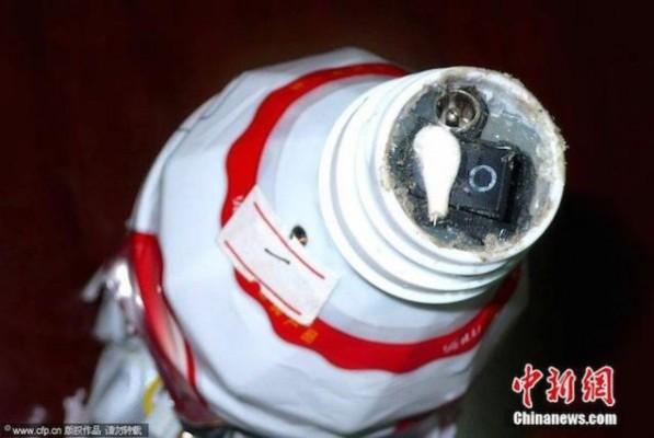 Những thiết bị gian lận thi cử tinh vi như của điệp viên tại Trung Quốc - Ảnh 12.