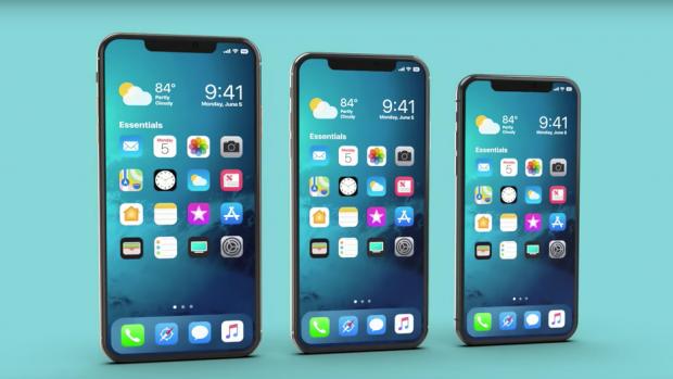 Loạt hình ảnh đẹp nhức mắt của iPhone 2018 có thể khiến người hâm mộ Apple đứng ngồi không yên - Ảnh 16.